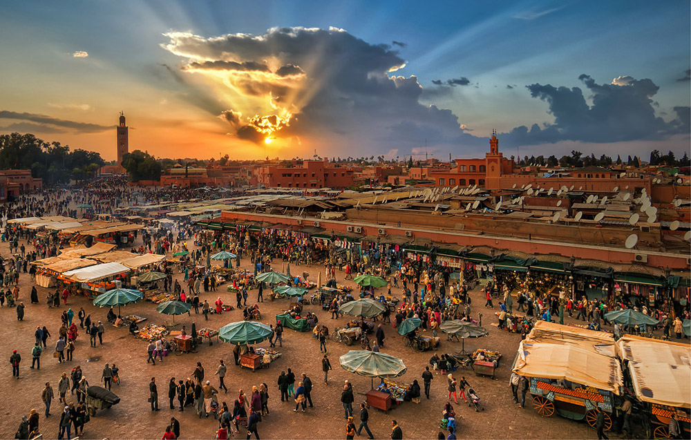 Transfer Marrakech